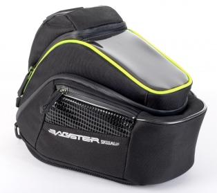 Tankvédőre rögzíthető vagy mágnessel szerelhető táskák