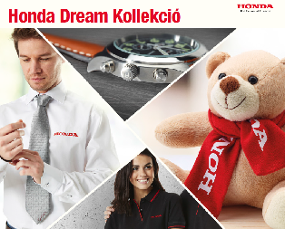Honda Dream Kollekció