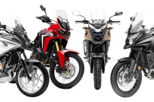 Honda motorkerékpárok