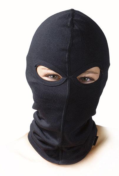 Pamut maszk szemkivágással PAS015