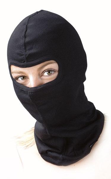 Pamut maszk arckivágással PAS014