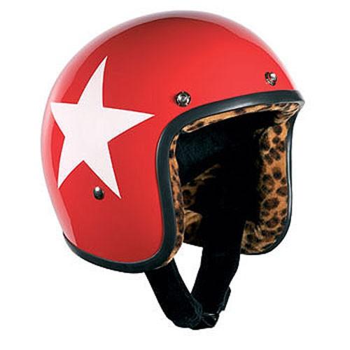 RedStar Jet RedStar leopárd mintás béléssel