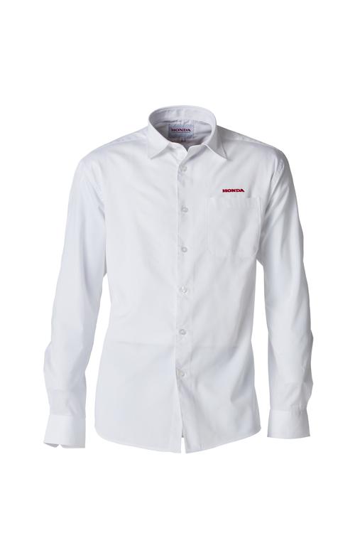 Férfi ing, fehér 08MLW-20G-S