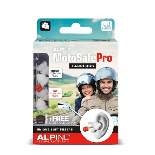 Alpine MotoSafe Pro füldugó Alpine MotoSafe Pro füldugó