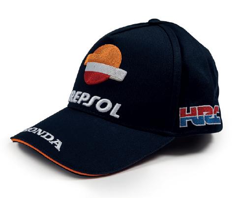 REPSOL BASEBALL SAPKA 08REP-CAP-7B