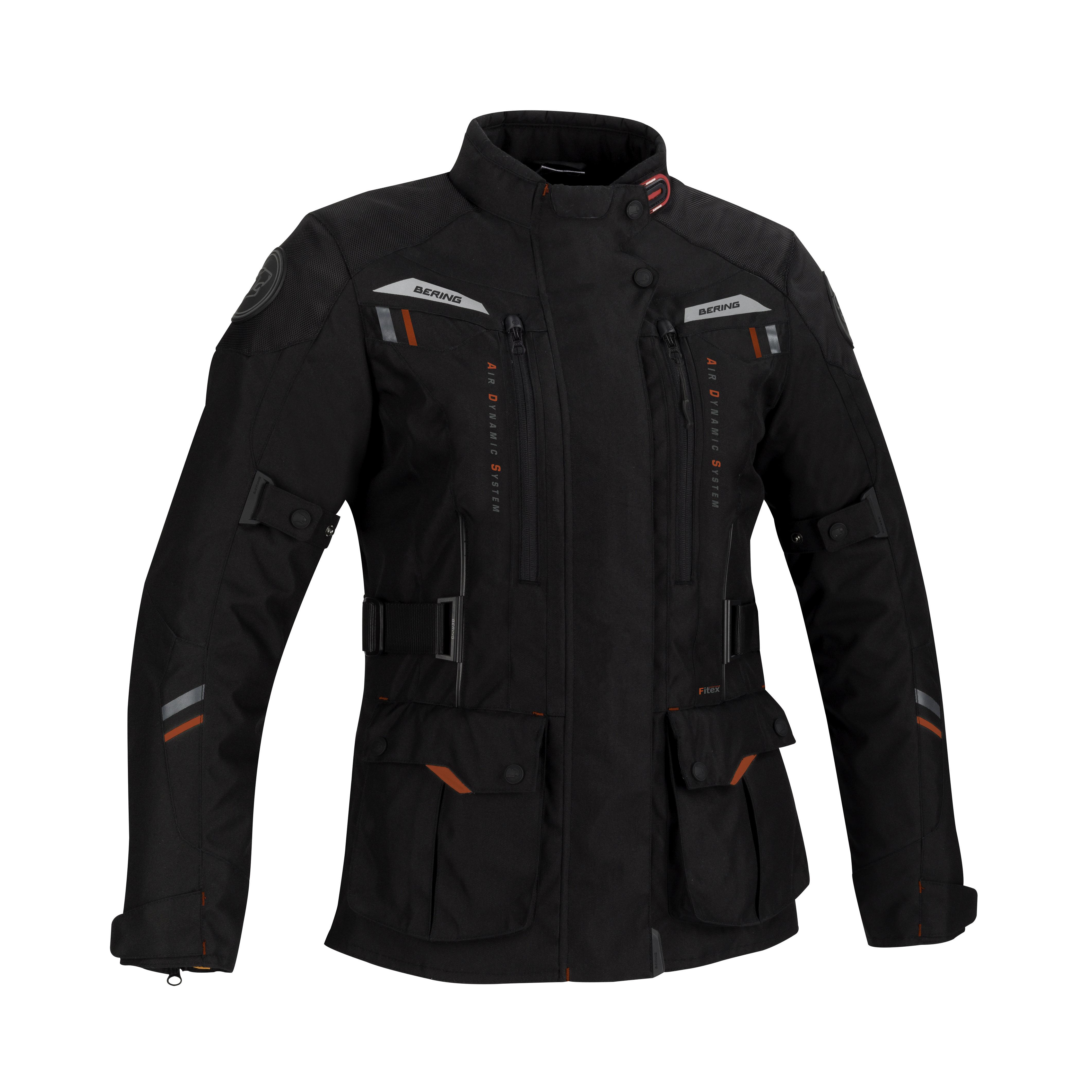 beae1d364c Kezdőoldal>Termékek>Bering motoros ruházat>Női textil dzseki>Lady Darko ·  Lady Darko BTV510 Újdonság!