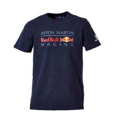 Honda Aston Martin Red Bull Racing férfi póló (kék) Honda Aston Martin Red Bull Racing férfi póló (kék)