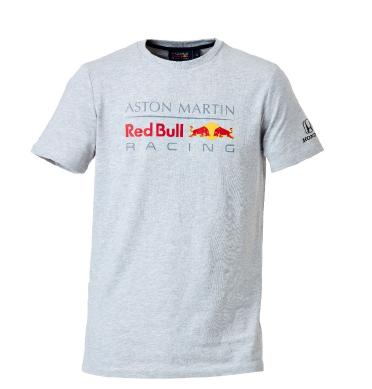 Honda Aston Martin Red Bull Racing férfi póló (szürke) Honda Aston Martin Red Bull Racing férfi póló (szürke)
