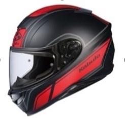 Aeroblade bukósisak (zárt) - többszínű (Smart Flat Black Red) Aeroblade bukósisak (zárt) - többszínű (Smart Flat Black Red)