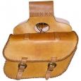 Classic barna fonott(az ár villatáska nélkül értendő) - Classic nyeregtáska