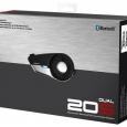 Sena20S-01D - SENA 20S-DUPLA SZETT Bluetooth 4.1-es HD hangminőségű kommunikáció bukósisakokhoz