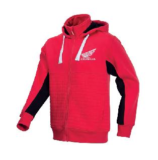 RACE kapucnis pulóver