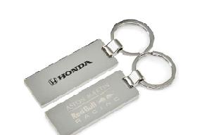 Honda Fém kulcstartó