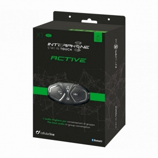 Interphone Active sisakbeszélő