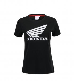 Core 2 női póló, fekete