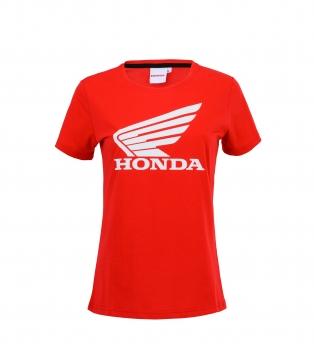 Core 2 női póló, piros