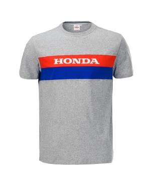 Honda Origine póló, szürke