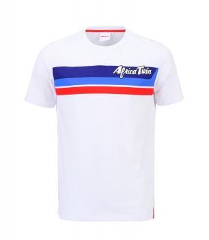 Honda Africa Twin póló, fehér