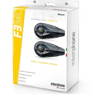 Interphone F3MC Twin sisakbeszélő