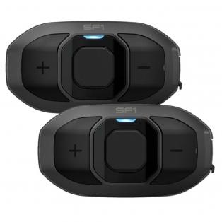 Sena SF1 sisak kommunikáció dupla készülékkel