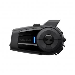 SENA 10C EVO Prémium kommunikációs rendszer és 4K minőségű kamera egyben