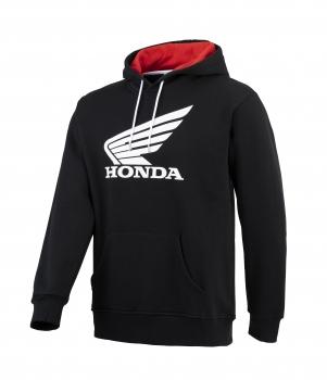 Honda kapucnis pulóver