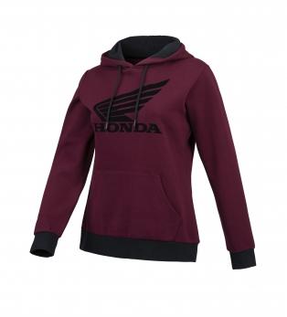 Honda női kapucnis pulóver