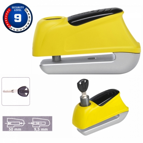 Trigger Alarm 350 (riasztós) sárga