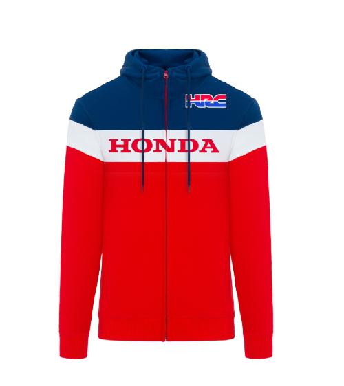Honda HRC kapucnis pulóver Honda HRC kapucnis pulóver