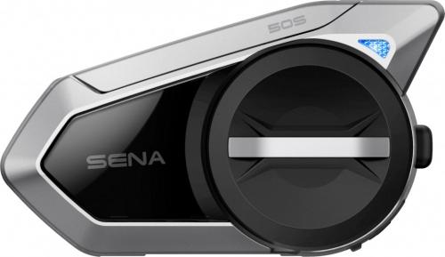 Sena 50S szimpla kommunikációs rendszer MESH 2.0 és Bluetooth 5 technológiával  50S-01
