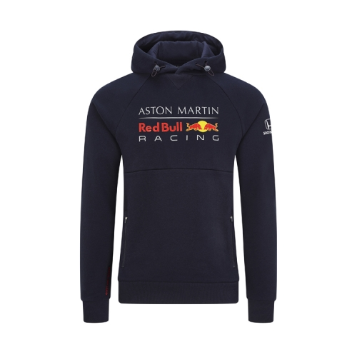 Honda Aston Martin Red Bull Racing kapucnis pulóver Honda Aston Martin Red Bull Racing kapucnis pulóver