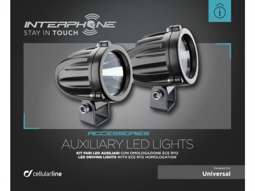 Interphone LED kiegészítő fényszóró 01320288