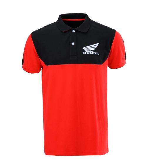 Honda Racing póló piros-fekete 2034706040