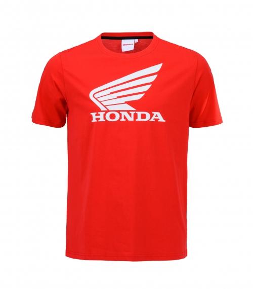 Honda Core 2 férfi póló, piros Honda Core 2 férfi póló, piros