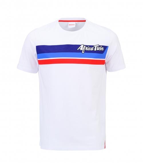 Honda Africa Twin póló, fehér Honda Africa Twin póló, fehér