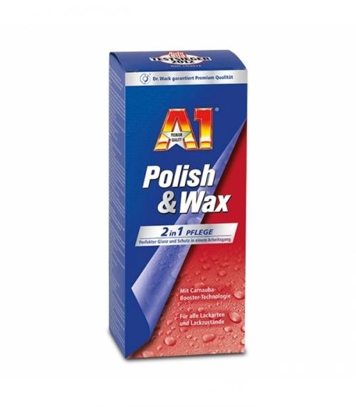 A1 Polish & Wax 2750 (500ml)