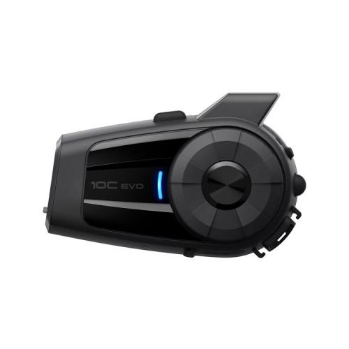 SENA 10C EVO Prémium kommunikációs rendszer és 4K minőségű kamera egyben 10C-EVO-01