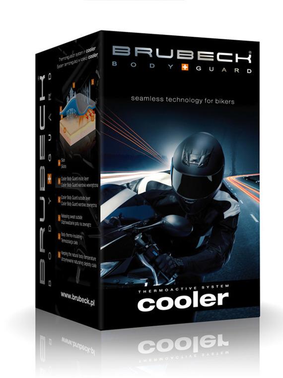 Brubeck aláöltözők Brubeck Body Guard Cooler unisex technikai alsó ... 55e999914c