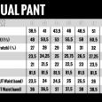 1864 black - Dual Pants (2in1) 1864 black