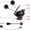 30K-01D - Sena 30K DUPLA SZETT kommunikációs rendszer Mesh Intercom™ technológiával 30K-01D