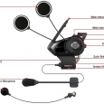 30K-01 - Sena 30K kommunikációs rendszer Mesh Intercom™ technológiával 30K-01