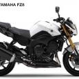 Yamaha FZ8 - Ready Lux ülések Yamaha FZ8