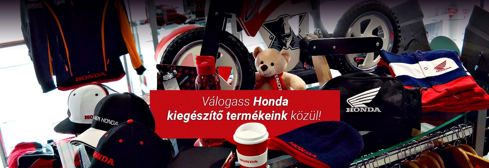 Honda-kiegeszitok