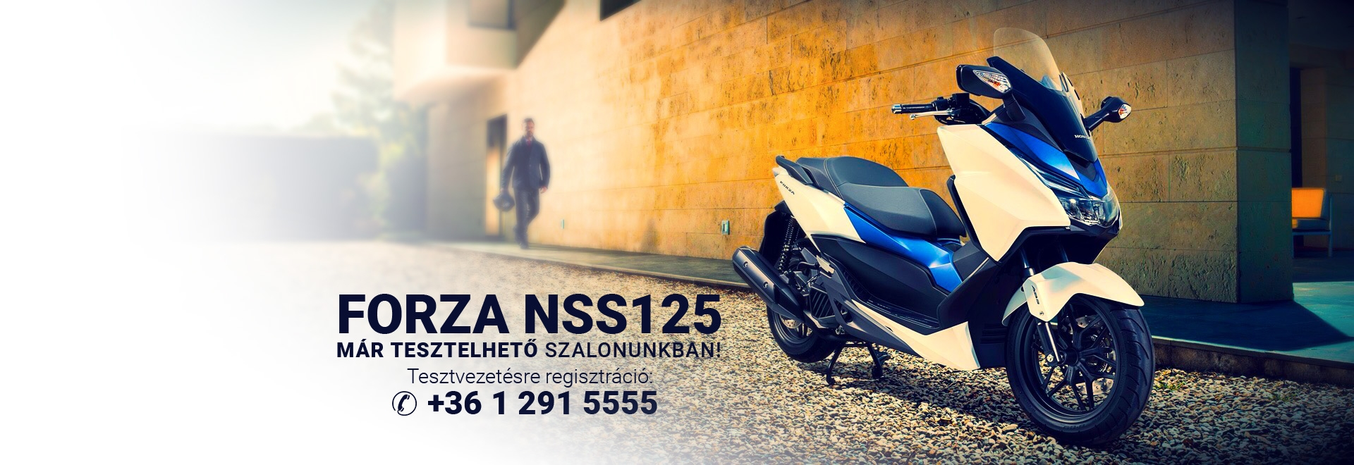 FORZA NSS125